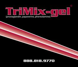 TriMix gel billboard for press release